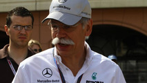 Daimler CEO Zetsche to step down early - rumors