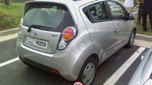 Chevrolet Spark spotted as Daewoo Matiz
