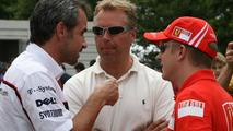 Police investigate former F1 driver JJ Lehto after fatal boat crash