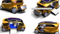 NYC Taxi of Tomorrow
