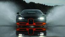 Bugatti Veyron Super could go hybrid, 2013 Frankfurt debut confirmed