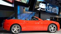 Chevrolet Camaro Convertible - 2010 Los Angeles Auto Show