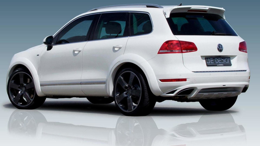 VW Touareg II widebody by JE Design