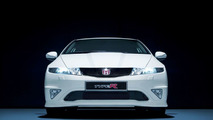 Honda Civic Type R hatchback