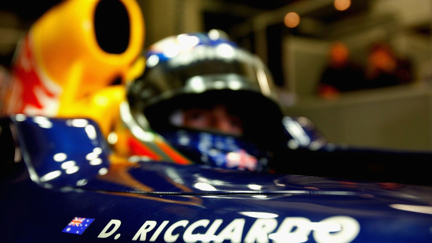 Ricciardo is Red Bull reserve for all of 2010