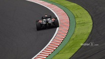 F1 Japanese Grand Prix - Qualifying Results