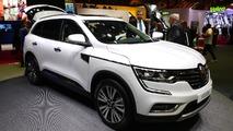 Renault Koleos Initiale Paris - Grande première dans la capitale