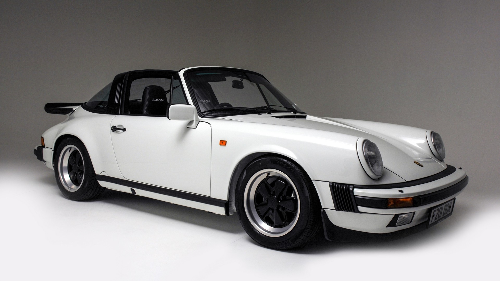 911 Carrera Sport Targa Fully Restored By Porsche Is Just