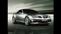 Mercedes-Benz SLK55 AMG Special Series