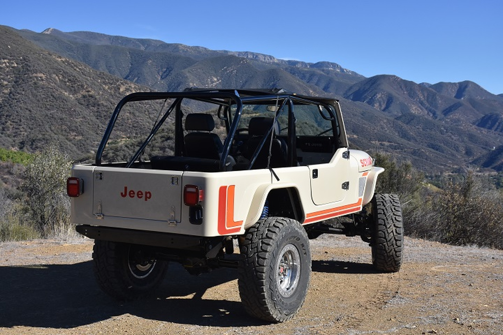 Legacy's Scrambler Conversion Jeep is the Perfect Go Anywhere Off-Roader: Review