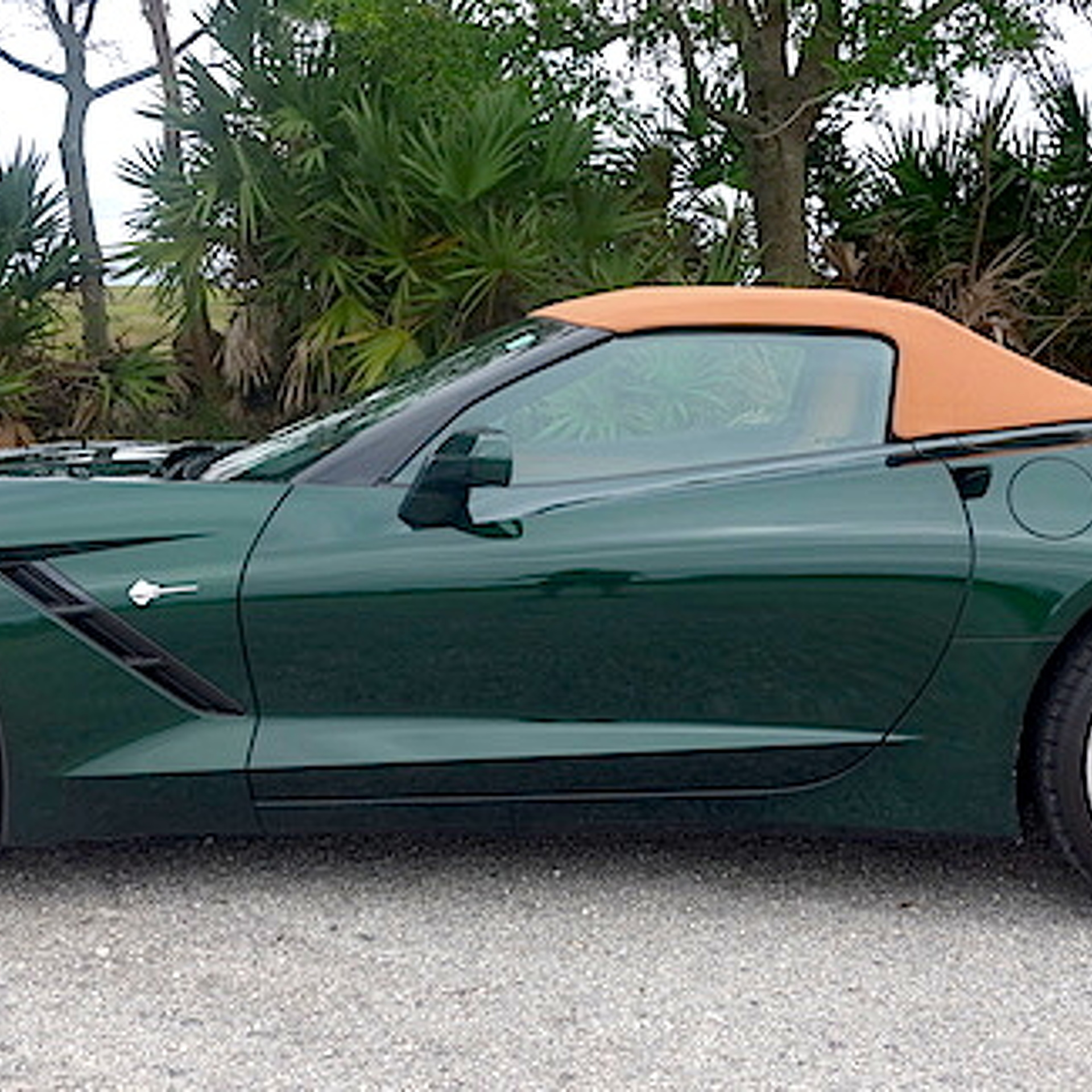 2014 Corvette Convertible Review: Intoxicating, American Speed