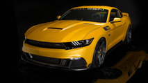 2015 Saleen S302 Black Label unveiled with 730 bhp