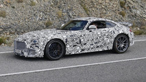 High-performance Mercedes-AMG GT returns in new spy photos