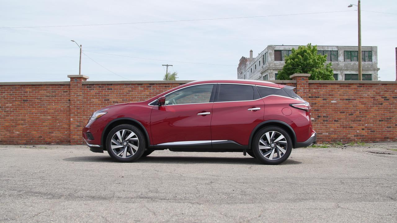 2016 Nissan Murano Platinum AWD   Why Buy?