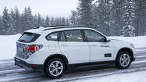BMW X1 Plug-in Hybrid Spy Photo