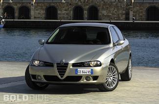 Alfa Romeo 156 2.4 JTD Multijet