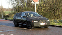 SPY PHOTOS: More Jaguar XF