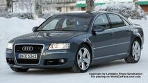 SPY PHOTOS: Audi A8