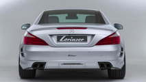 Mercedes-Benz SL 500 by Lorinser