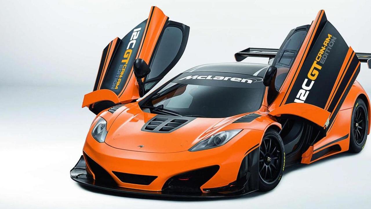 McLaren 12C GT Can-Am Edition