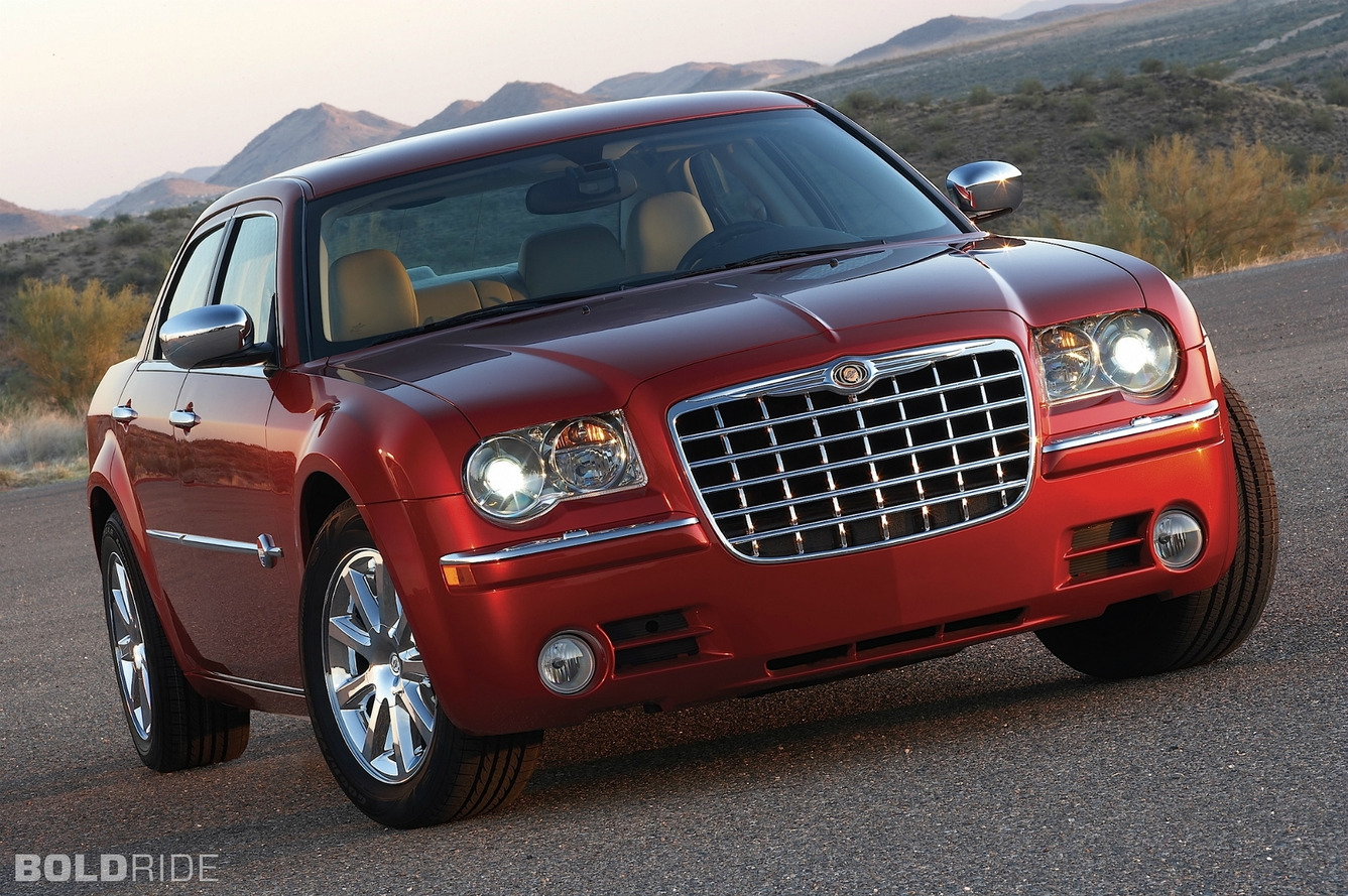 Chrysler 300C Heritage Edition