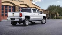 2015 Chevrolet Silverado Custom Sport HD