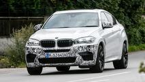 2015 / 2016 BMW X6 M spy photo