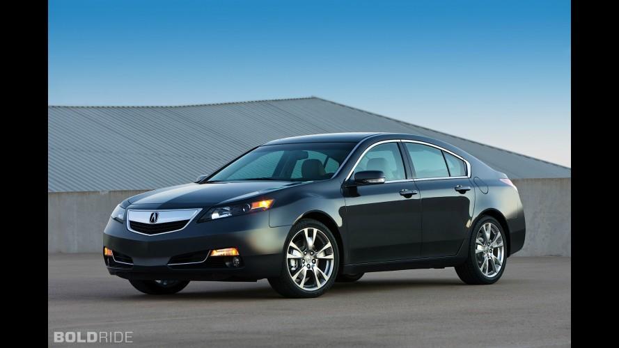 Acura TL SH-AWD