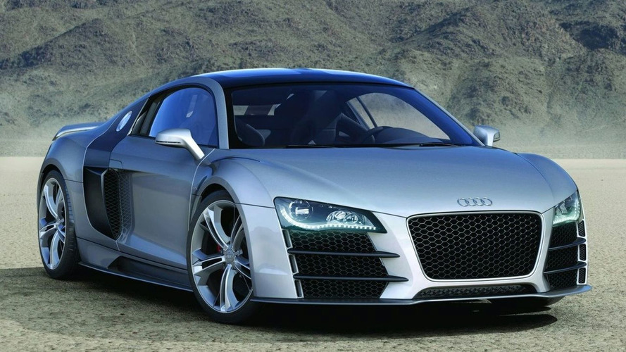 Audi R8 V12 TDI Production Model Development Halted