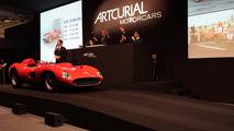 1957 Ferrari 335 Sport Scaglietti sells for $35M, most expensive ever [video]