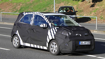 2012 Kia Picanto spy photo