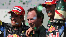 Team game would have been wrong 'this weekend' - Horner