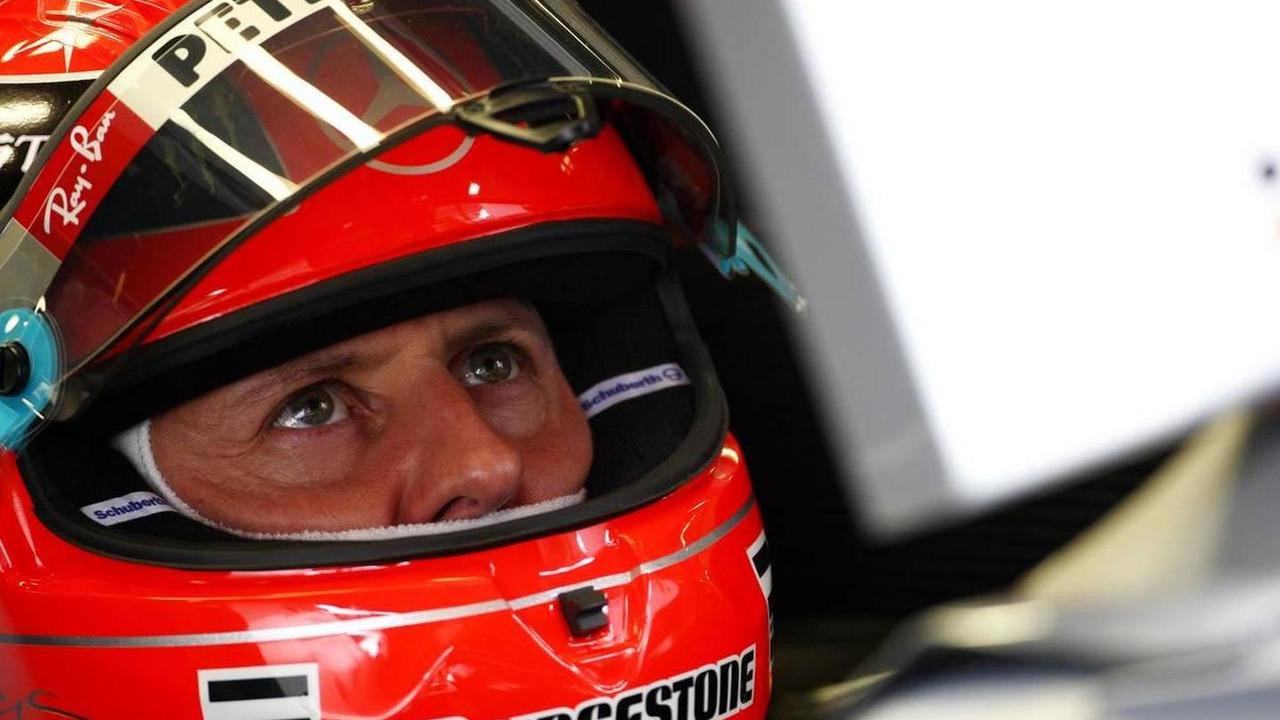 Michael Schumacher (GER), Mercedes GP Petronas, Spanish Grand Prix, 07.05.2010 Barcelona, Spain