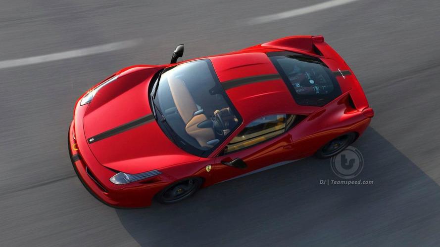 Ferrari 458 Scuderia to be called the Monte Carlo - report