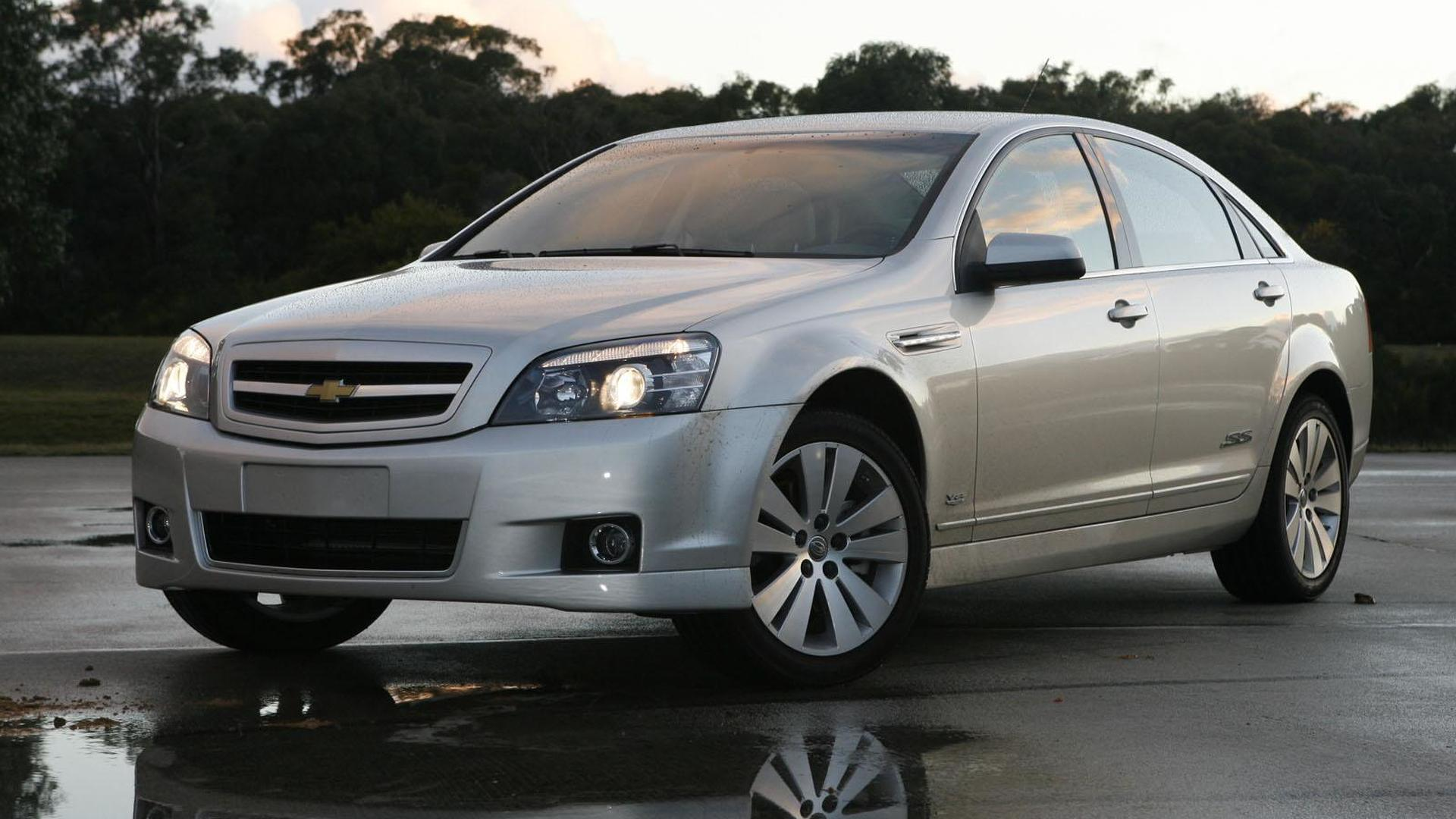 2014 Chevrolet SS to have a 6.2-liter V8 - report