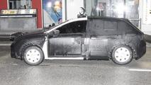 2013 Seat Leon latest spy photos showing new details