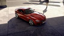 BMW Zagato Coupe concept 25.5.2012