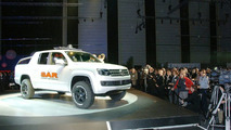 VW Pickup Concept in dramatic Baywatch style video
