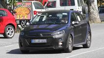 Next-gen Hyundai i20 spy photo