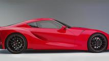 Toyota FT-1 Concept