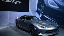 SRT Viper GTS Anodized Carbon Time Attack live in New York