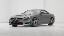 Brabus SL 850, based on the Mercedes SL 63 AMG