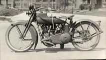 1921 Harley-Davidson J model