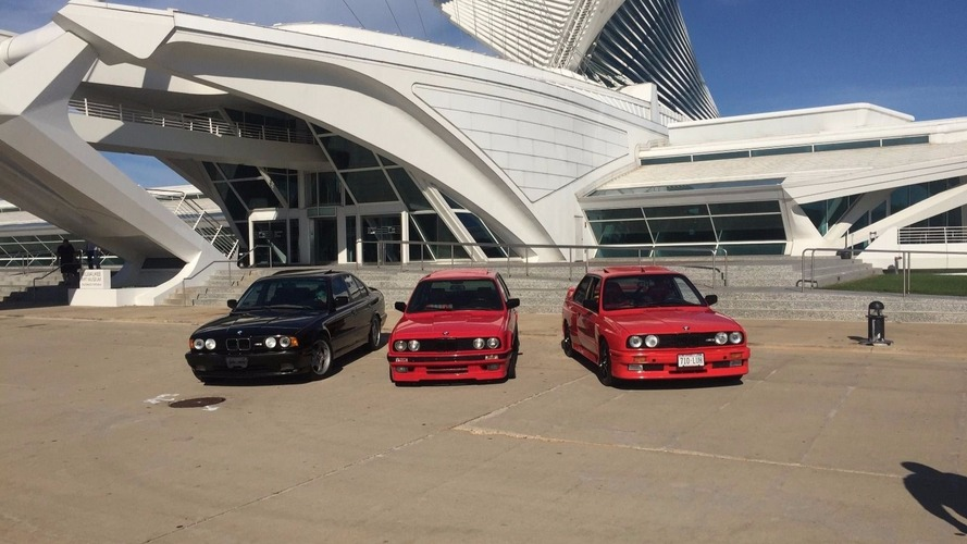 BMW holy trinity eBay auction is an instant collection