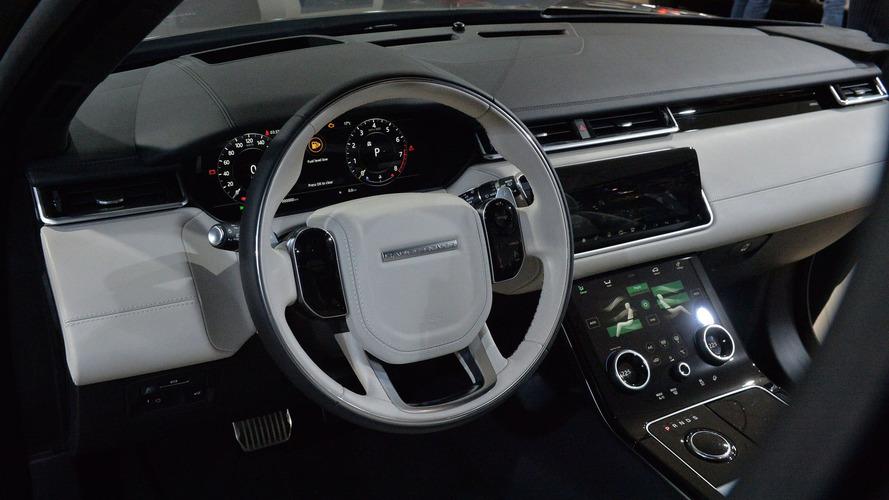 Land Rover Range Rover Velar Is Evoque S Stylish Bigger