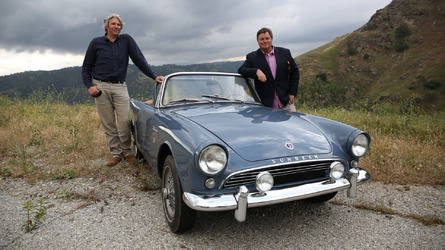 Wheeler Dealers' Edd China: Death Threats To Mike Brewer 'Not Cool'