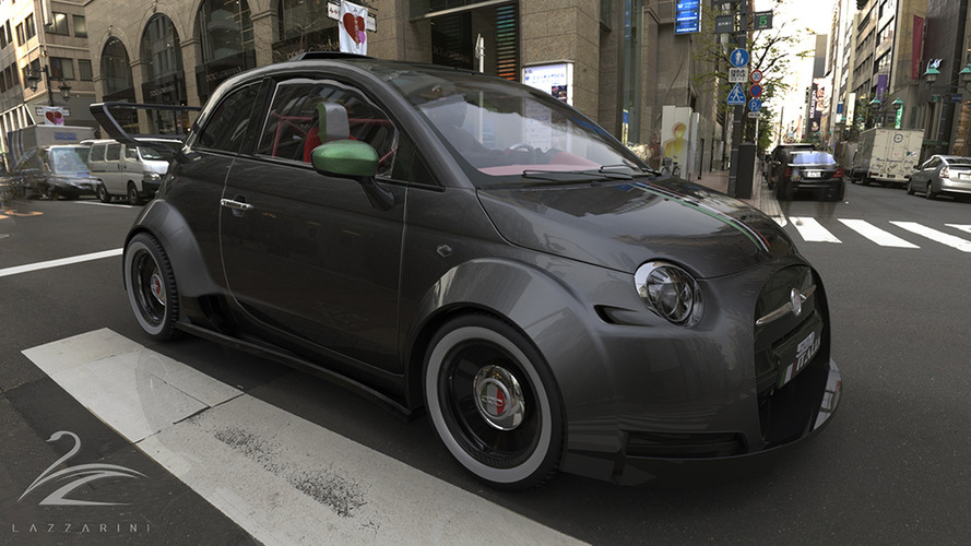 Lazzarini 550 Italia