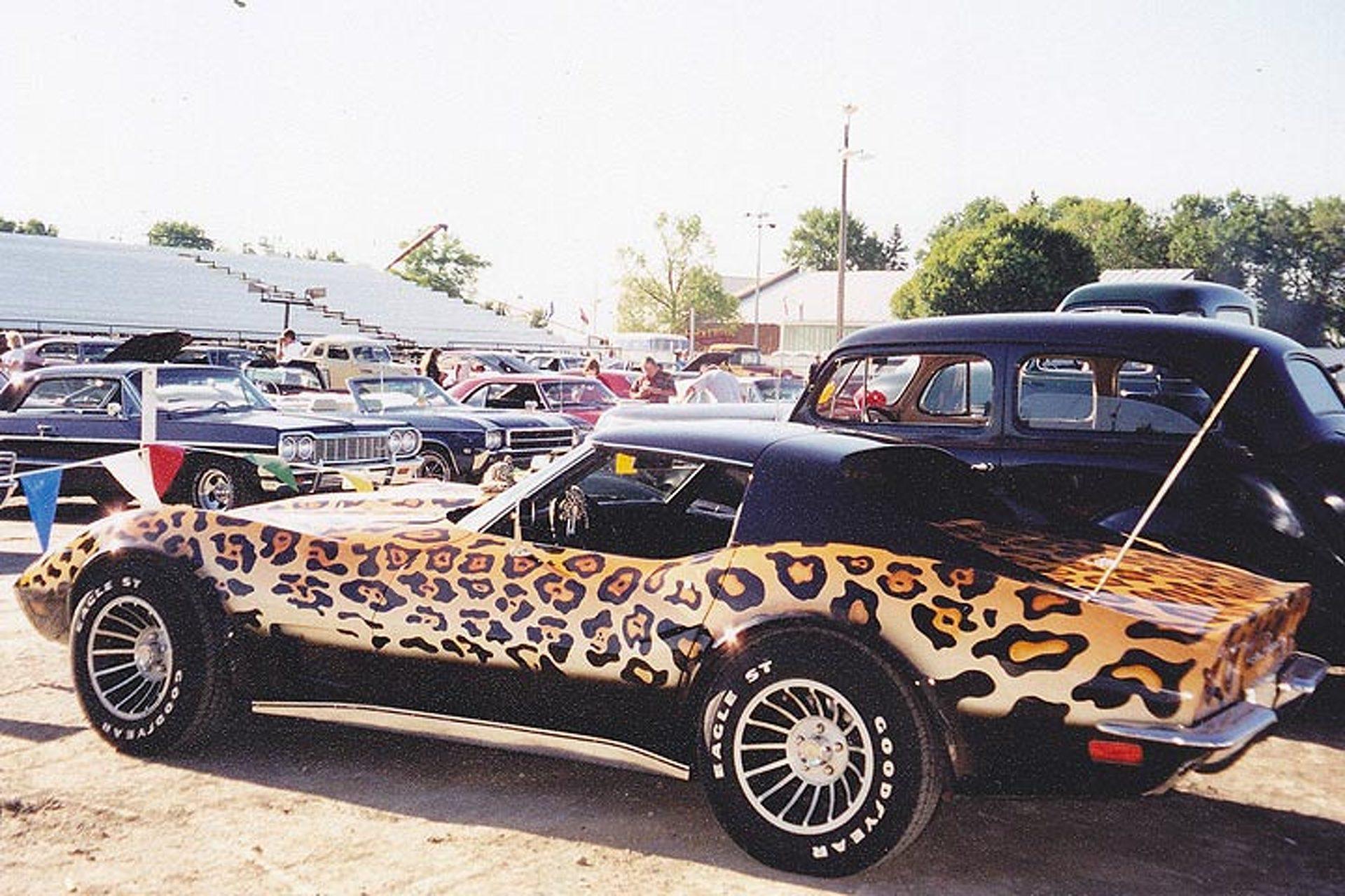 Forget the Stingray, This Corvette is a Jaguar!