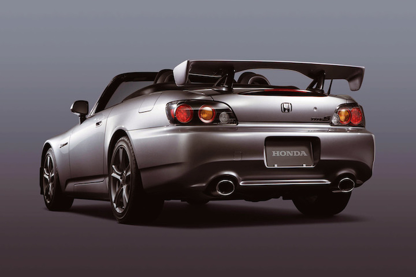 Honda Could Finally Build an S2000 Replacement