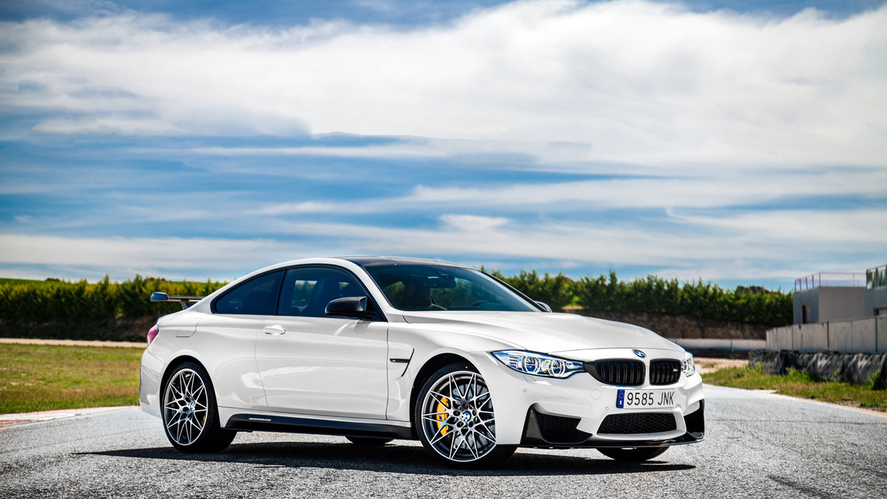 2016 Bmw M4 Competition Sport Photo